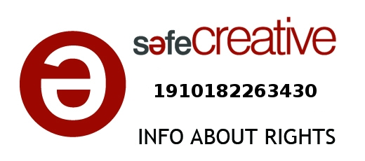 Safe Creative #1910182263430