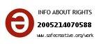 Safe Creative #2005214070588