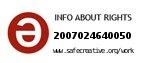 Safe Creative #2007024640050